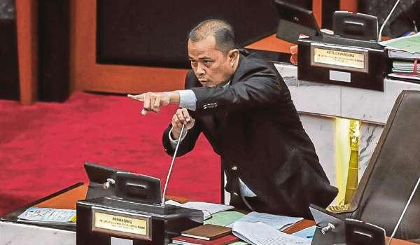ADUN Permatang Datuk Sulaiman Abdul Razak