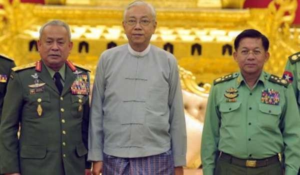 KENYATAAN AKHBAR: LAWATAN PERSARAAN PANGLIMA ANGKATAN TENTERA KE MYANMAR