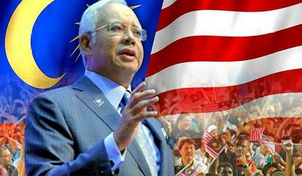UNJURAN PERTUMBUHAN MALAYSIA 4.3-4.5 PERATUS HANYA SESUATU YANG DIIMPIKAN OLEH NEGARA MAJU - @NajibRazak