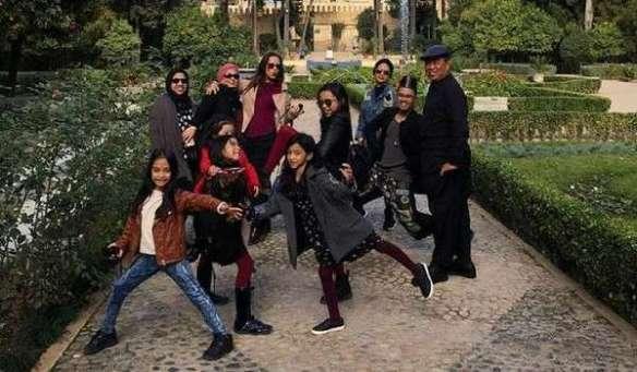 20170107-percutian-2juta-muhyiddin-keluarga