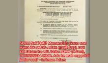 Netizen Sanggah Penafian SPRM Berhubung Pembekuan Akaun Junior Saver CIMB Cucu Najib