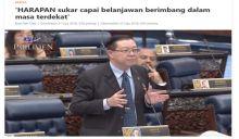 Malaysia Baru yang silap percaturan, bayaran emolumen pencen dan pentabiran yang disalahkan