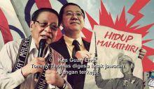 Kes Guan Eng: Tommy Thomas digesa letak jawatan - Jangan terkejut