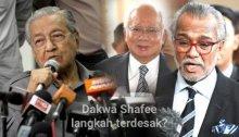 Dakwa Shafee langkah terdesak Mahathir?